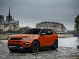 Land Rover Discovery Sport en Jaguar XE: debuut op Masters of LXRY