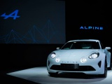 Alpine Vision in Autoworld Museum Brussel