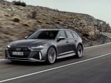 De nieuwe Audi RS 6 Avant: vierde generatie van een icoon