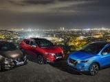 Nissan QASHQAI met nieuwe benzinemotoren is krachtiger, zuiniger en uitgerust met New NissanConnect-infotainmentsysteem