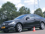 Mercedes-Benz C180 CGI BlueEfficiency Coupe