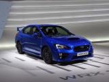Europees debuut van nieuwe Subaru WRX STI op 84e internationale autotentoonstelling van Genève
