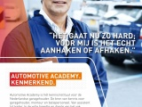 Lantinga Automotive, VEAM en Rijpma Automaterialen succesvol met AUTOMOTIVE ACADEMY Zwolle