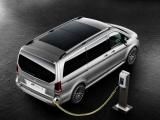 Mercedes-Benz Concept V‑ision e: meer prestaties en minder CO2-emissies