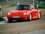 Porsche viert 30 jaar 959 op Techno-Classica 2015