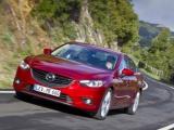 Vijf sterren EuroNCAP voor nieuwe Mazda6