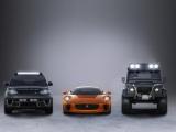 Belangrijke rol Jaguar Land Rover in James Bond-film SPECTRE