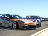 Geen geluk voor Porsche24 driven by Redline-coureur Max Benecke op digitaal Silverstone