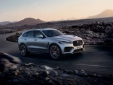 Jaguar F‑PACE SVR: sportauto in SUV‑verpakking