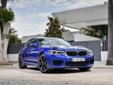 Primeur op nieuwe BMW M5