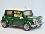Klassieke MINI van LEGO: opgebouwd uit 1.077 onderdelen