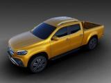 Mercedes-Benz introduceert verlengde X-Klasse