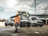 Bouwbeurs 2015: Speciale bouw-edities van Volkswagen Bedrijfswagens