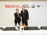 BMW en Toyota: samenwerking op het gebied van nieuwe technologieën: brandstofcelsystemen, sportauto's, lithium-air batterijen en lichtgewichttechnologie