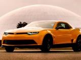 Chevrolet keert deze zomer terug naar bioscoopscherm in Michael Bay's Transformers: Age of Extinction