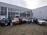 Jaguar Land Rover 'Bodyshop Program' voor hoogste kwaliteitseisen na schadeherstel in samenwerking met BASF Coatings