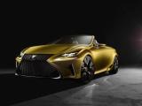 Dakloos genieten met Lexus LF-C2 Concept