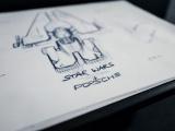 Porsche en Lucasfilm ontwerpen ruimteschip voor Star Wars