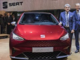SEAT start e-mobility-offensief in Genève