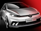 Nieuwe Polo GTI laat zich zien