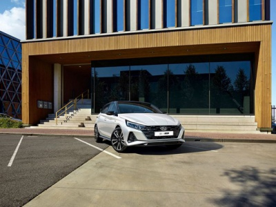 Nu te bestellen: extra sportieve Hyundai i20 N Line