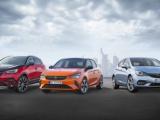 Wereldpremière van de nieuwe opel Astra, nieuwe Corsa, Corsa-e Rally en de plug-inhybride Grandland X