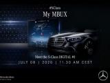 Meet the S-Class DIGITAL – eerste kennismaking met de nieuwe luxe limousine