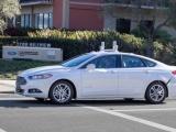 Ford start met het testen van autonoom rijdende auto's op de openbare weg in Californië