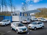 TU Delft transformeert Hyundai SUV in rijdende energiecentrale