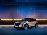 Nissan onthult de kleuren van een nieuw elektrisch tijdperk met het kleurengamma voor de Ariya