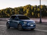 """De volledig elektrische New 500 """"la Prima"""" Hatchback"""