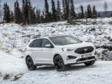 Nieuwe Ford Edge SUV maakt gebruik van Artificial Intelligence voor meer grip en lagere brandstofkosten