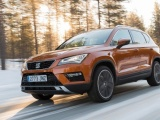 SEAT Ateca Business Intense: overtreffend in uitrusting