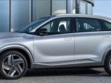 Topscores voor Hyundai NEXO en IONIQ in Europese en Amerikaanse botsproeven