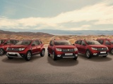 Dacia op Autosalon van Genève