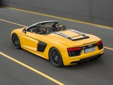 Wereldprimeur: Audi R8 Spyder V10