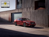 Maximale veiligheidsscore Euro NCAP voor nieuwe Volvo S60 en Volvo V60