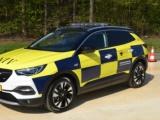 Opel Grandland X geknipt voor rijtraining hulpdiensten