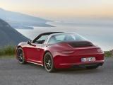 Ter ere van 50 jaar 911 Targa: de Porsche 911 Targa 4 GTS