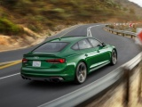 Audi RS 5 Sportback debuteert in New York