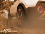 Kia onthult Trail'ster conceptauto tijdens Chicago Auto Show