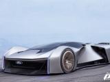 Team Fordzilla onthult ultieme raceauto; unieke samenwerking tussen Ford en gamers