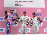Larry ten Voorde opnieuw op podium in Porsche Mobil 1 Supercup