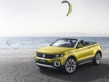 Volkswagen T-Cross Breeze: eerste open SUV in het Polo-segment