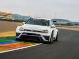 Klaar voor de start: succesvolle test Volkswagen Golf GTI TCR