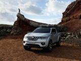 Renault presenteert Alaskan Concept