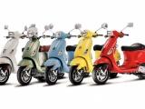 Op zoek naar een scooter? Vespa is de oplossing.