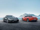 De nieuwe roadster met middenmotor: Porsche 718 Boxster
