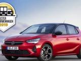 Nieuwe Opel Corsa 'Zakelijke auto van het Jaar'