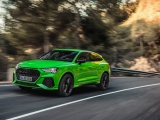 Compacte krachtpatsers: Audi RS Q3 en RS Q3 Sportback